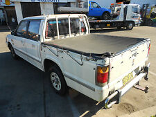 1995 Ford Courier Dual Cab Ute Rear Bar & Tow Bar S/N# V6872 BI1626