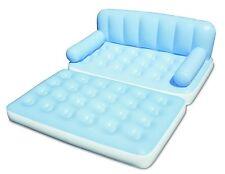 Divano poltrona letto materasso gonfiabile 5 in 1 pompa sofa bed Bestway 75038