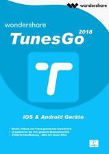 Wondershare TunesGo iOS & Android MAC lifetime dt.Vollver. Download nur 32,99 !