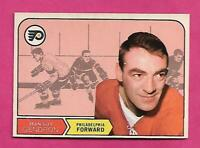 1968-69 OPC # 185 FLYERS JG GENDRON GOOD  CARD  (INV# C8174)