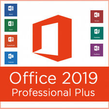 Microsoft Office 2019 Professional Plus 32/64 Bit Key (Windows 10)