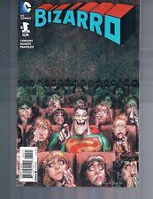 Bizarro #1 Kyle Baker 1:25 Variant Cover DC 52 Comics 2015