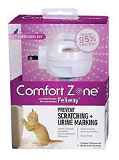 Comfort Zone With Feliway Diffuser. Plug In.
