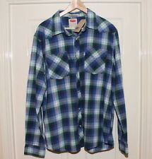 Levi's Regular Collar Check Casual Shirts & Tops for Men