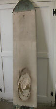 Antique Wood Ironing Board Rustic Farmhouse Decor Laundryroom Use as Table Sign