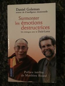 surmonter les émotions destructrices - Daniel Goleman - 2003 - tbé