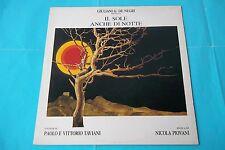 """NICOLA PIOVANI """"IL SOLE ANCHE DI NOTTE"""" OST LP ITALY"""