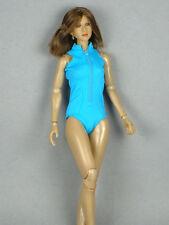 1/6 Scale Phicen, Cy Girl, Kumik, Phicen, ZC, SMcG - Female Aqua Scuba Swim Suit