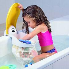 Pelis Play Marsupio Baby Bagno PELLICANO divertente giocattolo Drip Netto Borsa Bambino Vasca Toys Organizer