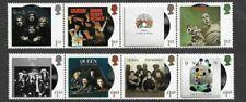 Queen-2020 Freddie Mercury -postage stamp set-Great Britain