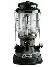 Coleman Northstar Lantern - Green/black Model 2000-750e With Mantles