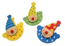 Magnetic Note Clips Clown Fridge Magnets ONE ONLY