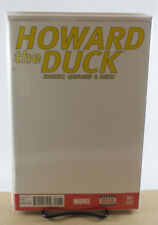 HOWARD THE DUCK #1 BLANK VARIANT COVER NM MARVEL COMICS 2015
