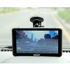 """7"""" Car GPS Navigator HD DVR Vehicle Camera Video Recorder Android Touch Screen"""
