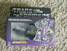 Transformers G1 Vintage Reissue Astrotrain Triple Changers Walmart Exclusive