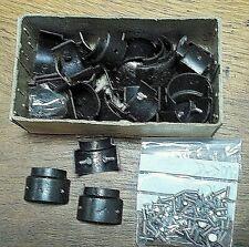 Lee Enfield SMLE,No1 mk3  1x Original Front Handguard end cap and 2 repro screws