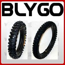 "KENDA CARSBAD 60/100 -14"" + 80/100 - 12"" Inch Tyre Tire Tube PIT PRO Dirt Bike"