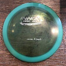 Rare Patent #s 12x Champion Firebird 173.5 g Innova Disc Golf Oop 7.5/10