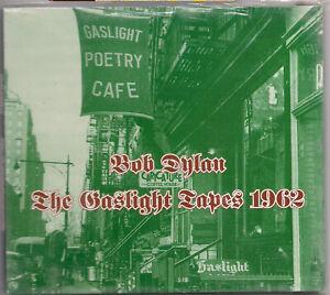 CD BOB DYLAN - The Gaslight Tapes 1962   NEU rar