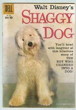 Shaggy Dog #985 VG 1959 Photo Cover