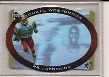 1995 SPx Gold Michael Westbrook Rookie RC #50
