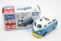 Tomica Takara Tomy Disney Motors DM-08 Donald Duck Truck Japan Diecast Toys Car
