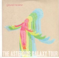 (EL58) The Asteroids Galaxy Tour, Around The Bend - 2008 DJ CD
