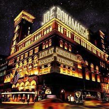 JOE BONAMASSA LIVE AT CARNEGIE HALL - AN ACOUSTIC EVENING 2 CD (23/06/2017)