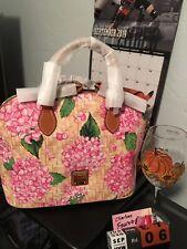 2 in 1 Dooney & Bourke Houston Astros Crossbody Ginger Handbag W Coin Case