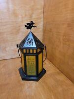 Tealight Holder  Witch Lantern Halloween