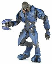 Halo Reach Ser. 1 ELITE MINOR BLUE no helmet Action Figure McFarlane 2010