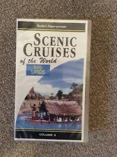 READERS DIGEST VIDEO SCENIC CRUISES OF THE WORLD EXOTIC LANDS