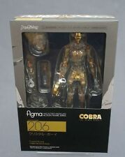 Cobra The Space Pirate Figma 206 Crystal Bowie Boy Max Factory Japan NEW ***