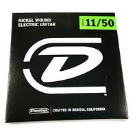 Dunlop Guitar Strings - Electric - 11-50 - Nickel Plated Steel