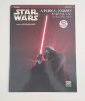 Alfred Star Wars® Instrumental Solos (Movies I-VI)-Trumpet (Book and CD)