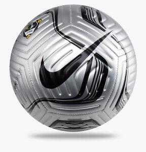 Nike PHANTOM STRIKE SCORPION Ball Football Training Silver CZ0386-020 Size 5