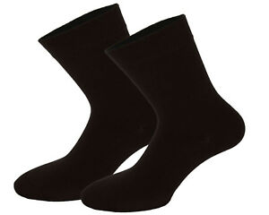 6 pairs Womens COMFORT socks Diabetic-Socks no compression band handlinked Seam