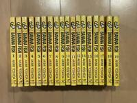 Used BANANA FISH all 19 volume Set Atsushi Yoshida Manga Comics not English