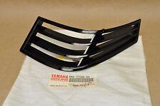 NOS New Yamaha 1984 Enticer 340 ET340 Left Hood Shroud Plastic Black Louver Vent