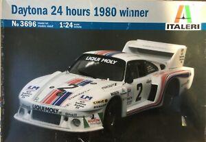 PORSCHE 935 1980 DAYTONA 24 WINNER - ITALERI 1/24 SCALE