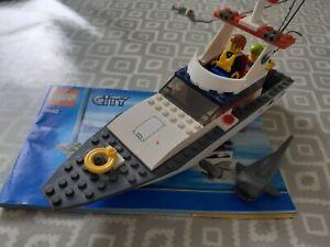 LEGO City Fishing Boat (4642)