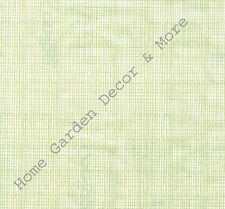 Green Beige Weave Grasscloth Vinyl Contact Paper Shelf Drawer Liner Peel Stick