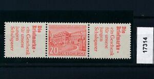 17314) Perfekt: Berlin Zd W 18 einwandfrei postfrisch ** + gepr. BPP (KW 320,00)
