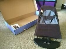 BabyBjorn Soft Bouncer - Black/Gray - Used, Good Condition