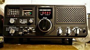 """REALISTIC """"DX-302"""" ricevitore HAM / Radioamatori"""