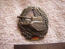 Vintage Military Tank Pin