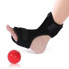 Plantar Fasciitis Night Splints for Foot Drop Orthotic Brace and a Hard Spiky