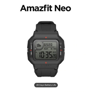 Amazfit Neo Smart Watch For Android IOS Bluetooth Smartwatch 3 Sports Modes 5ATM