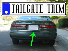 Toyota CAMRY Altis 1997 98 99 00 2001 Chrome Tailgate Trunk Trim Molding