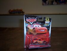 DISNEY - PIXAR - CARS - ROAD REPAIR LIGHTNING MC QUEEN - RADIATOR SPRINGS - NEW